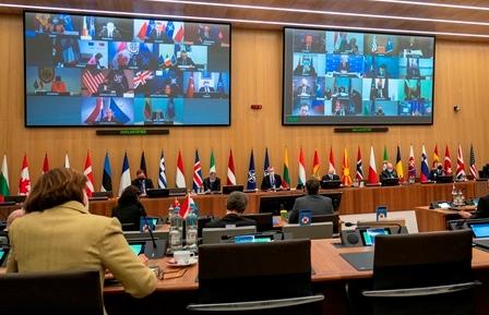 Guerini alla riunione dei Ministri della Difesa della Nato