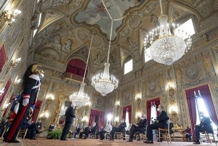 Mattarella: più compattezza e solidarietà nella comunità internazionale