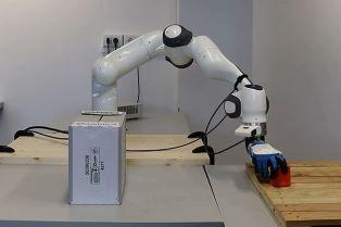 È di uno studente dell'Università di Pisa la migliore tesi in robotica in Europa