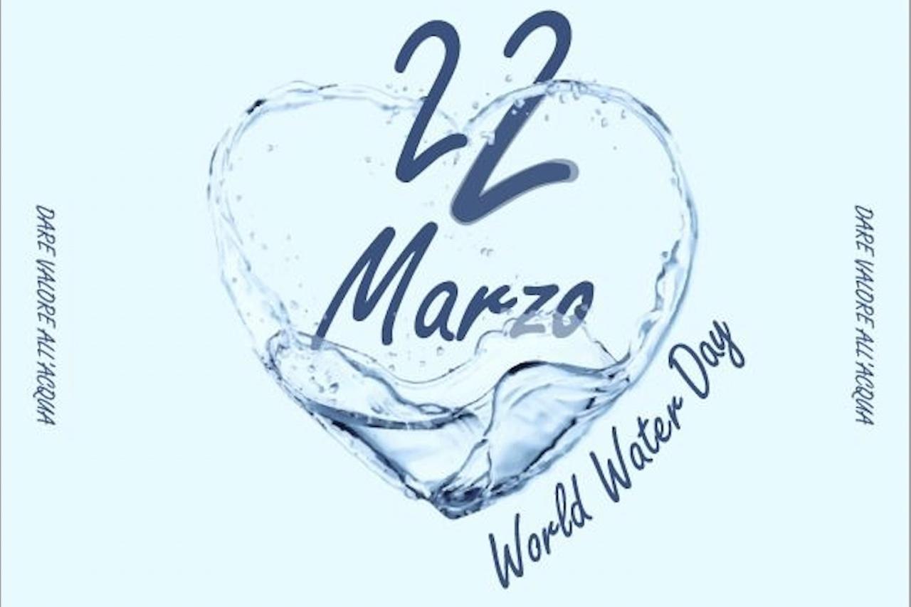 """""""Dare valore all'acqua"""": l'AICS alla conferenza in diretta streaming per la Giornata Mondiale dell'Acqua"""