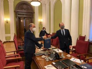 Belgrado: l'Ambasciatore Lo Cascio incontra il nuovo Presidente del gruppo interparlamentare di amicizia con l'Italia