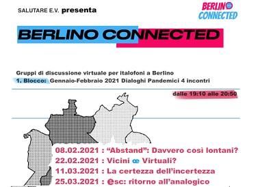 """Nasce il Progetto """"Berlino Connected"""" di Assosalutare"""