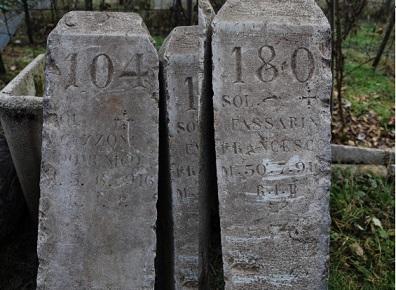 Caduti Prima Guerra Mondiale: identificati altri cinque soldati