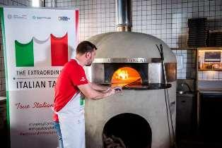 """In Spagna le """"Settimane gastronomiche regionali"""" promosse dalla Camera di commercio italiana"""