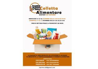 Italia Altrove: colletta alimentare a Francoforte a sostegno dei più fragili