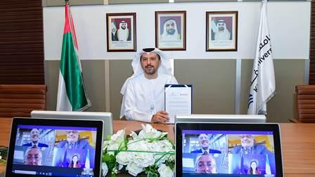 Expo Dubai: la cooperazione scientifica internazionale al centro dell'accordo tra Khalifa University e Padiglione Italia