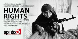 """HUMAN RIGHTS. LA STORIA DELL'ONU (E DEL MONDO) NELLE PIÙ BELLE IMMAGINI DELLA UNITED NATIONS PHOTO LIBRARY"" IN MOSTRA A ROMA"