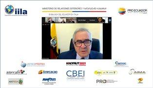 Concluso il forum imprenditoriale Italia – Ecuador/ Iila: un'iniziativa innovatrice