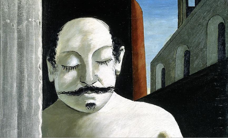 Giorgio De Chirico alla Kunsthalle di Amburgo