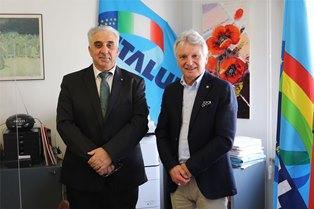 Saig e Ital – Uil Svizzera siglano un partenariato socio-culturale ed informativo