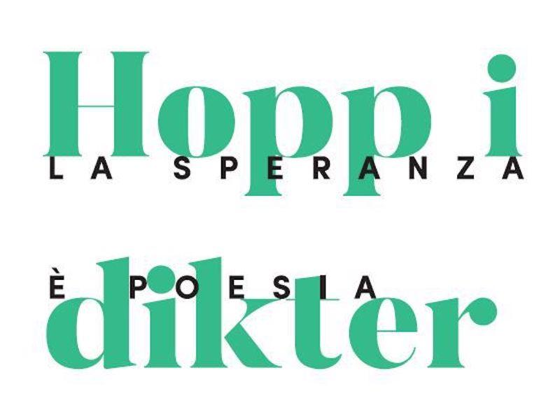 """""""La speranza è poesia / Hopp i dikter"""" che scorre sui vagoni della metropolitana di Stoccolma"""
