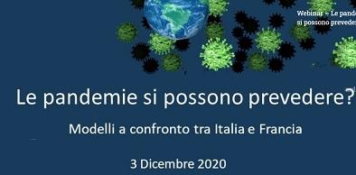 LE PANDEMIE SI POSSONO PREVEDERE? GIOVEDÌ IL WEBINAR DI DI.R.E – DONNE ITALIANE ALL'ESTERO