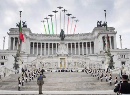 60 anni di Frecce Tricolori
