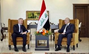 GUERINI IN IRAQ, KURDISTAN E KUWAIT