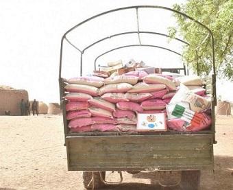 Niger: il contingente italiano consegna alimenti e dispositivi sanitari