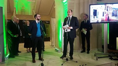 Mosca: l'Ambasciata alla inaugurazione della mostra su Albrecht Dürer
