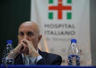 """ASSEMBLEA COMITES CARACAS/ AMBASCIATORE VIGO: """"VOLONTÀ DI ANDARE AVANTI CON L'OSPEDALE ITALIANO"""""""