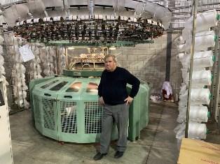 Imprenditori italiani in Canada: fabbricare tessuti per il mondo di oggi/ A colloquio con Demetrio Santoro – di Fabrizio Intravaia