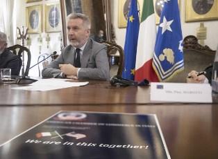 """PRESENTATO IL WHITE PAPER DI AMCHAM ITALY """"LA CENTRALITÀ DELLA RELAZIONE TRANSATLANTICA PER IL SETTORE AEROSPACE & DEFENSE"""""""