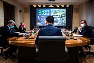 Di Maio al Consiglio Affari Esteri dell'Ue
