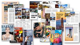 Promuovere le città d'arte italiane in Russia: la campagna Mass Media dell'Enit