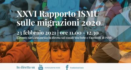 Martedì la presentazione XXVI rapporto sulle migrazioni della Fondazione Ismu