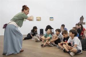 Luisa Bevilacqua: artista, attrice, cantastorie in Lussemburgo – di Sara Marpino