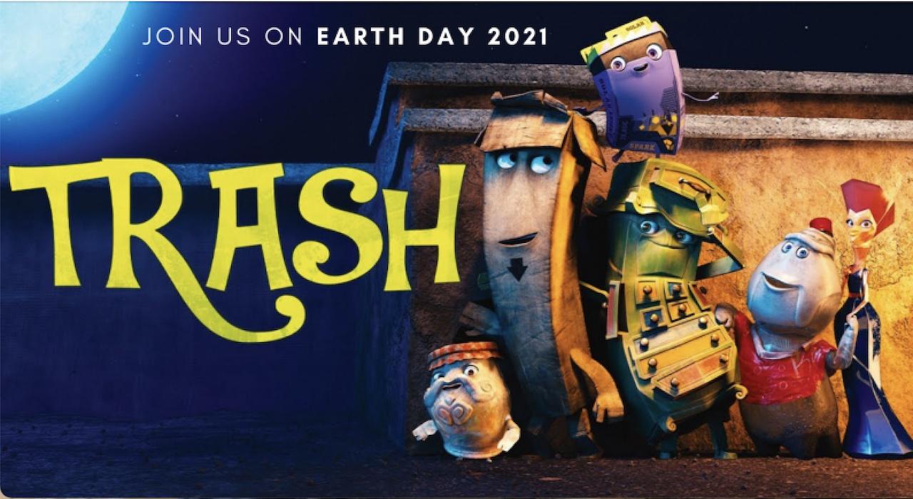 """""""Trash"""": l'IIC Los Angeles rende omaggio alla Giornata della Terra 2021"""