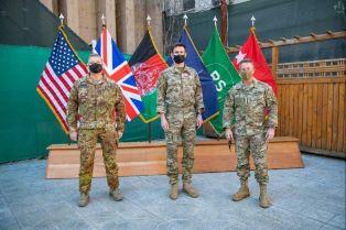 Missione in Afghanistan: il Generale Zanelli nuovo Vicecomandante di Resolute Support