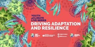 Cambiamenti climatici, resilienza e adattamento: il ruolo dei giovani