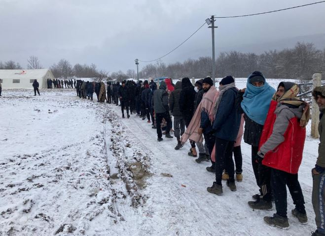 Ungaro (Iv): tragedia umanitaria a 220 km dal confine italiano
