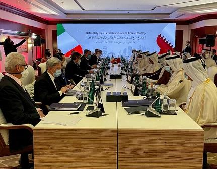 Missione a Doha del Ministro Di Maio