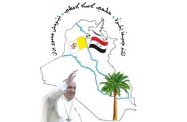 Papa Francesco a marzo in Iraq