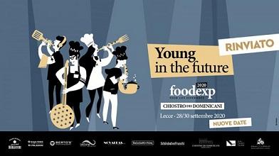 """""""YOUNG IN THE FUTURE"""" AL FOODEXP 2020: GIOVANI E FUTURO AL CENTRO DELL"""