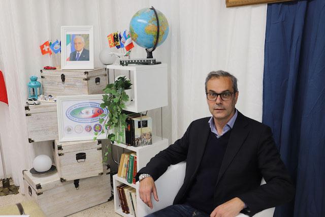 """Il professor Roberto Marci ai microfoni dell'""""Angolo della Notizia"""" - di Carmelo Vaccaro"""
