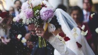 Matrimoni e unioni civili in forte calo: i dati Istat