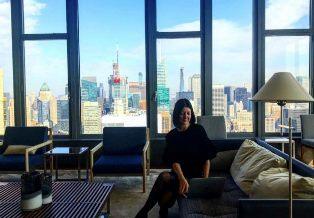 ANNALISA MENIN: QUANDO UNA DONNA A NEW YORK CREDE NELLE SUE POSSIBILITÀ E IN NYC - di Federica Sabiu