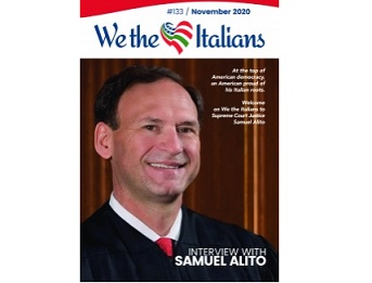 "ONLINE IL NUOVO NUMERO DEL MAGAZINE ""WE THE ITALIANS"""