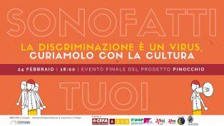 """#SonoFattiTuoi: l'Aics al webinar dedicato al progetto """"Pinocchio"""""""