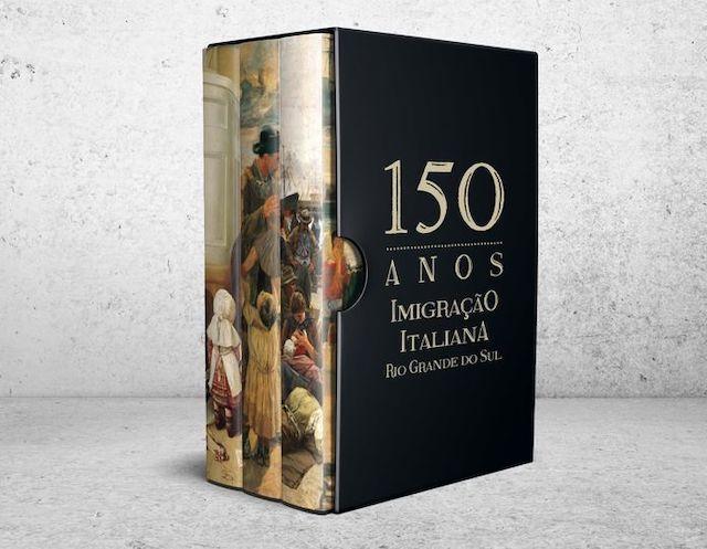 150 anni di immigrazione italiana nel Rio Grande do Sul in un'opera monumentale