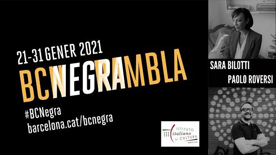 L'Italia al festival Barcelona Negra con l'IIC
