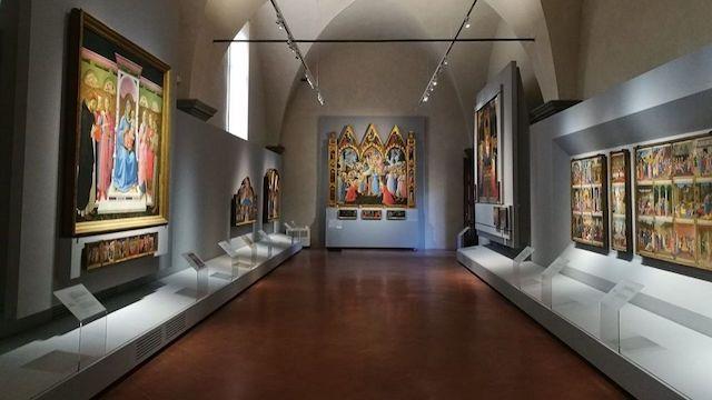 """Inaugurata al Museo di San Marco a Firenze la nuova """"Sala del Beato Angelico"""""""