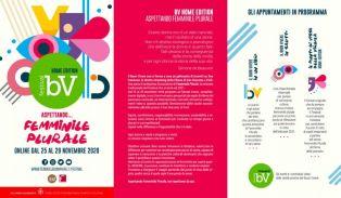 FESTIVAL DEL BUON VIVERE 2020 HOME EDITION: ASPETTANDO… FEMMINILE PLURALE