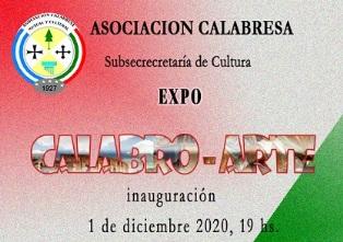 CALABROARTE: CHIUSO IL CONCORSO DELL'ASSOCIAZIONE CALABRESE DI BUENOS AIRES