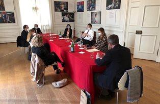 Cultura e comunità a New York: i primi incontri del console generale Di Michele