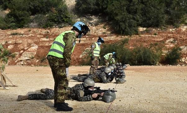 Missione in Libano: nuovo corso per le Forze di Sicurezza libanesi
