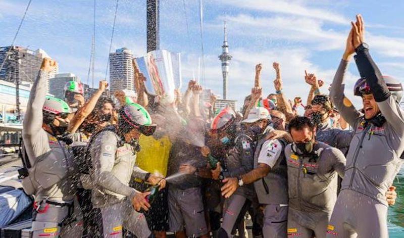 Luna Rossa vince la Prada Cup: il messaggio di congratulazioni dell'ambasciatore italiano in Nuova Zelanda