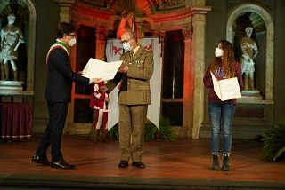 Firenze: la città premia il Farmaceutico Militare