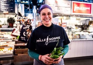 Mille Nonne, il cibo italiano e sostenibile nel cuore della Lower East Side - di Francesca Magnani
