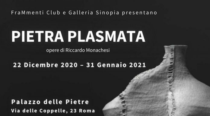 """""""Pietra plasmata"""": Le opere in creta di Riccardo Monachesi in dialogo con le sculture antiche"""
